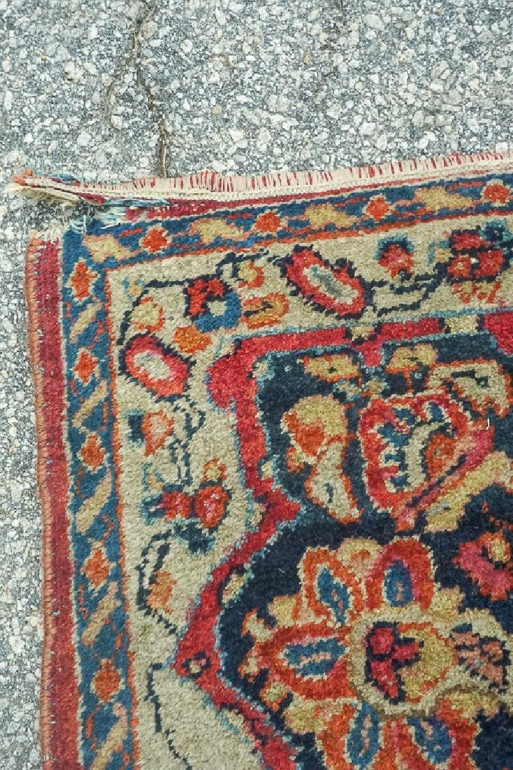 Semi Antique Sarouk Carpet - 8