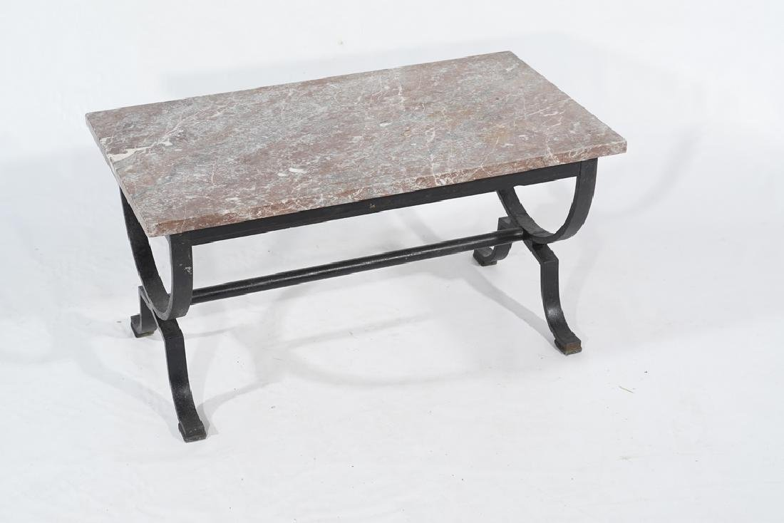 Neoclassical Cocktail Table