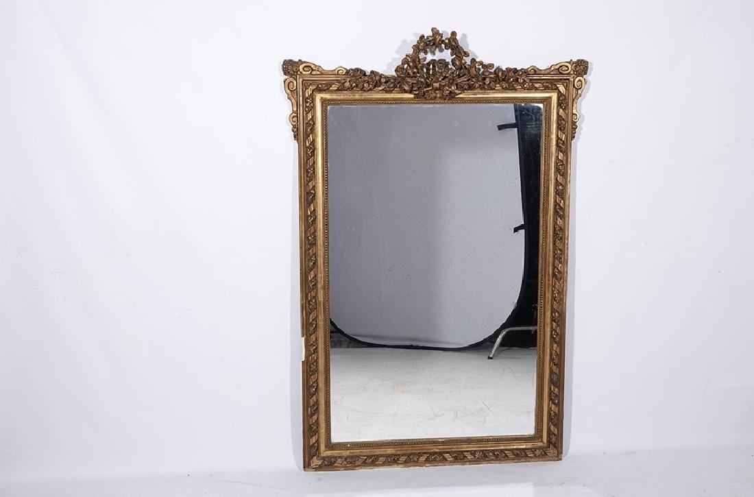 Antique Louis XVI Style Mirror