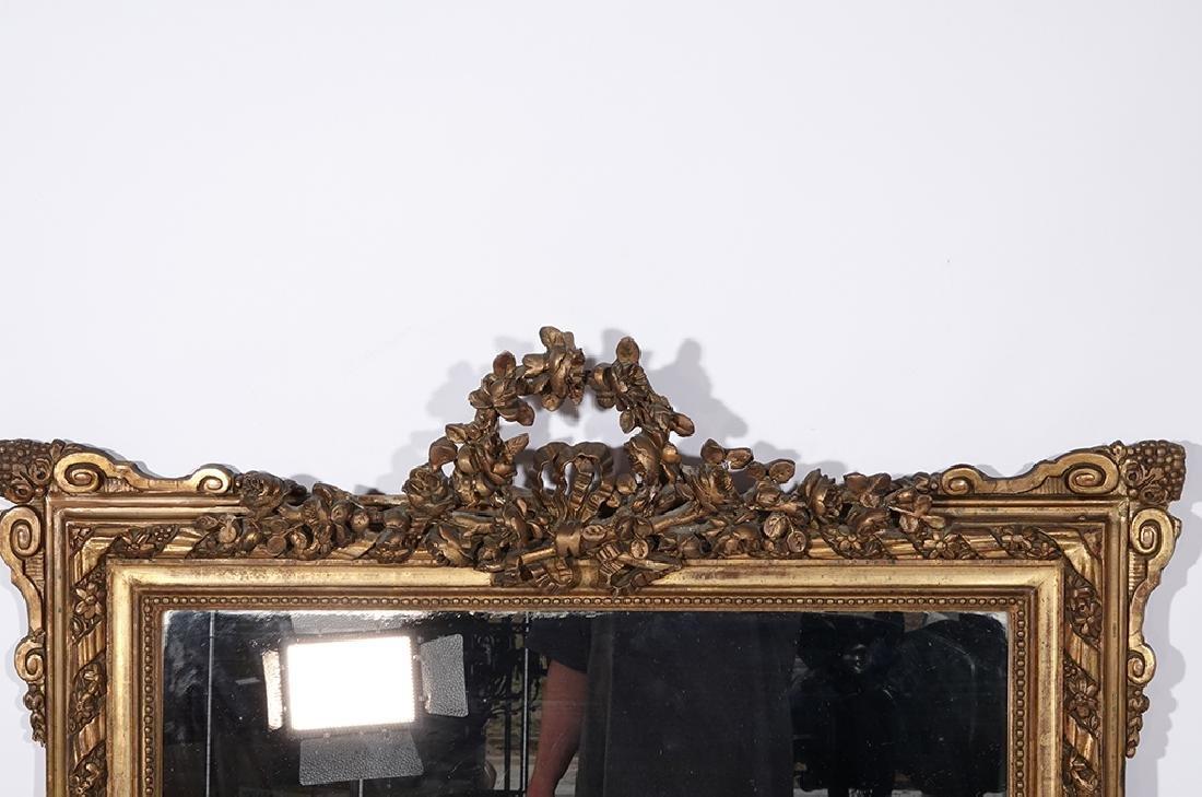 Antique Louis XVI Style Mirror - 2