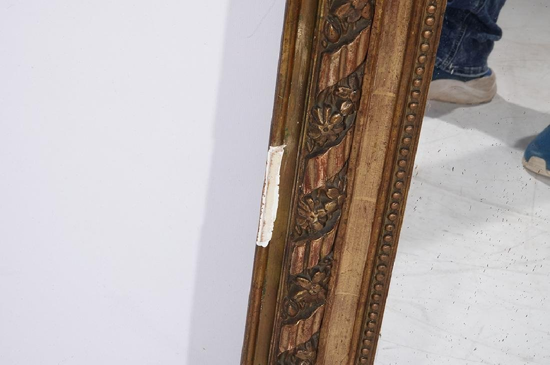 Antique Louis XVI Style Mirror - 3