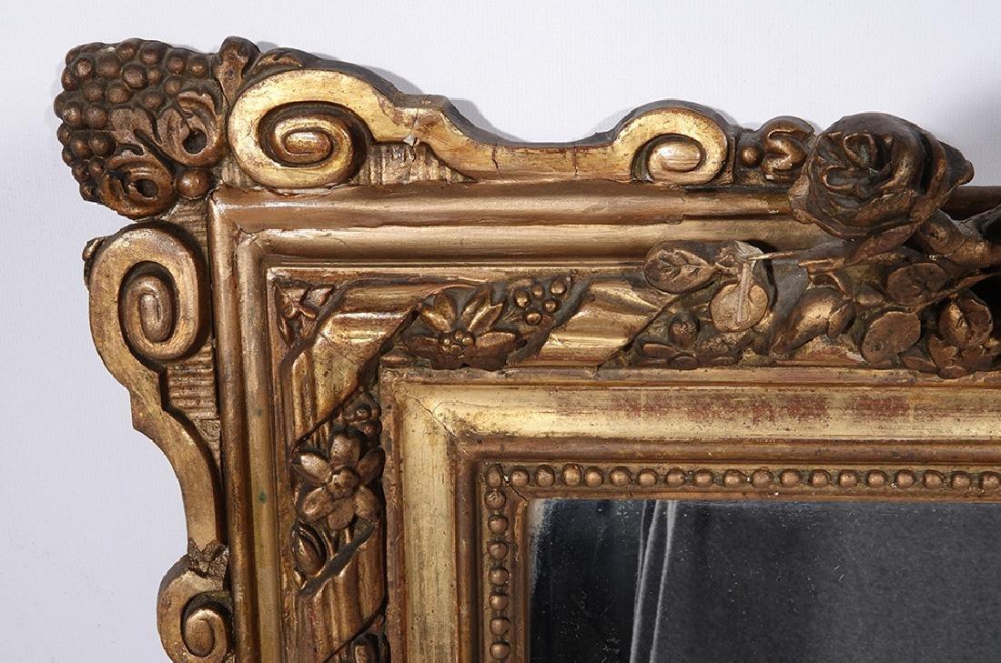 Antique Louis XVI Style Mirror - 4