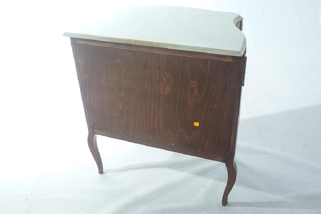 French Marquetry Commode - 10