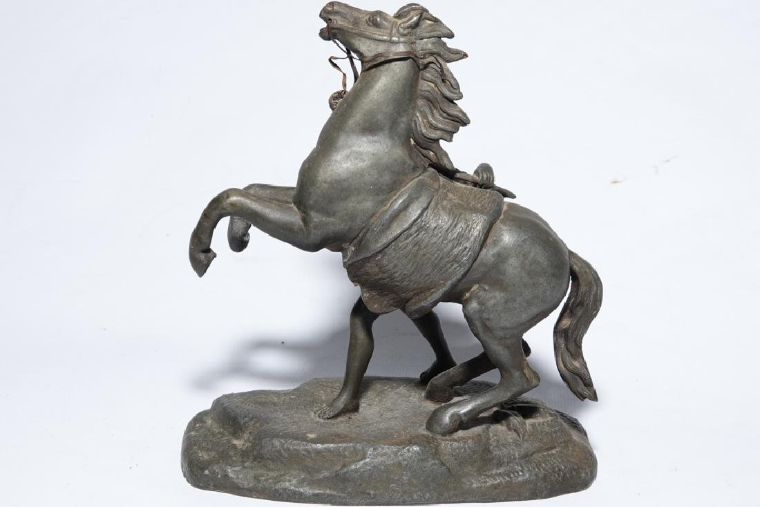 """Cousteau, G (Fr. 18th c)  """"Marly Horse"""" - 2"""