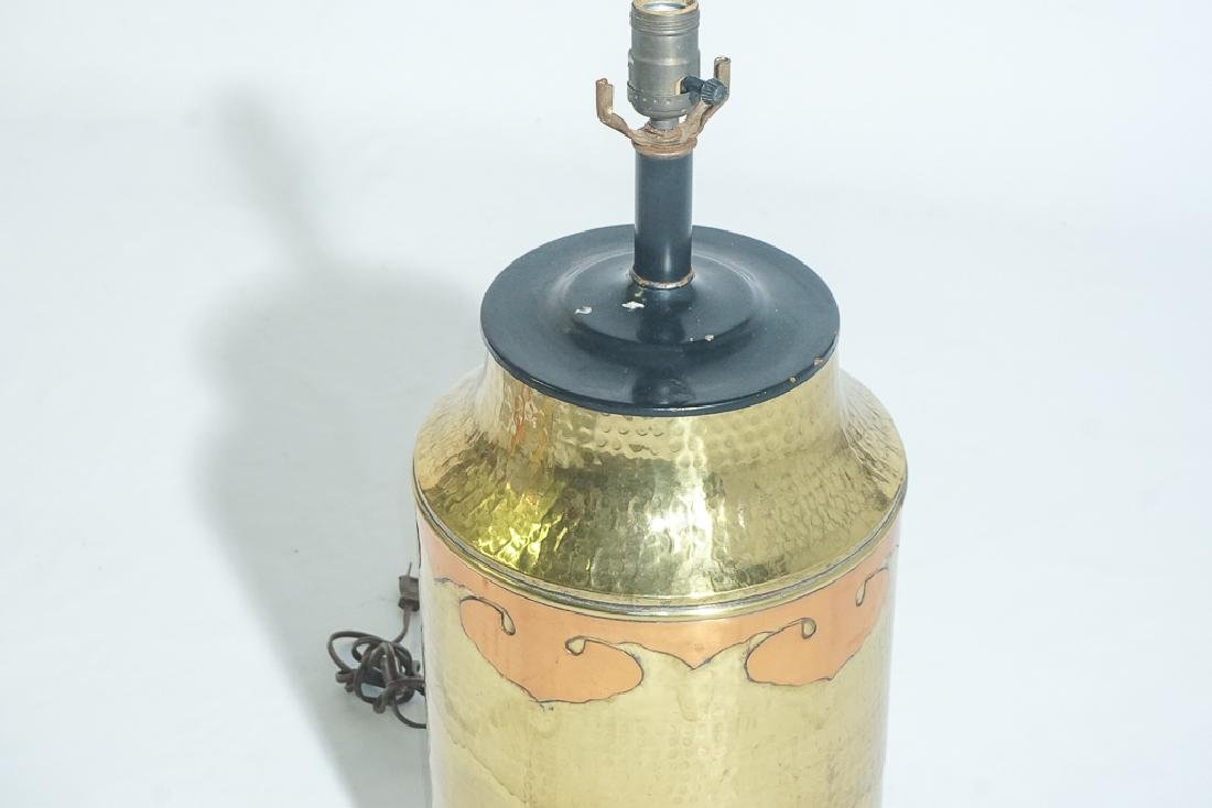 Group of Three Lamps - 4