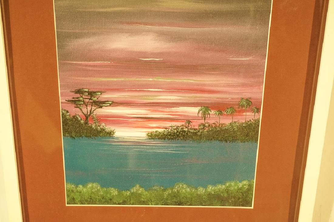 Pair Decorator Landscapes - 3
