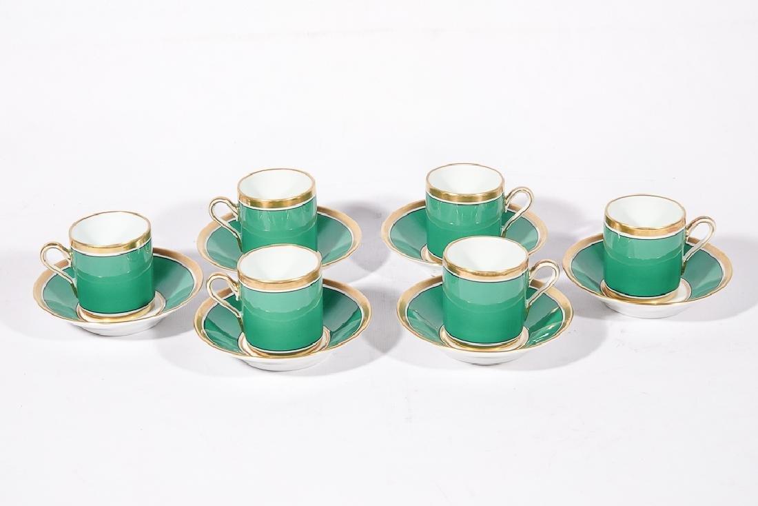 Ten (10) Richard GINORI Demitasse Cups - 3