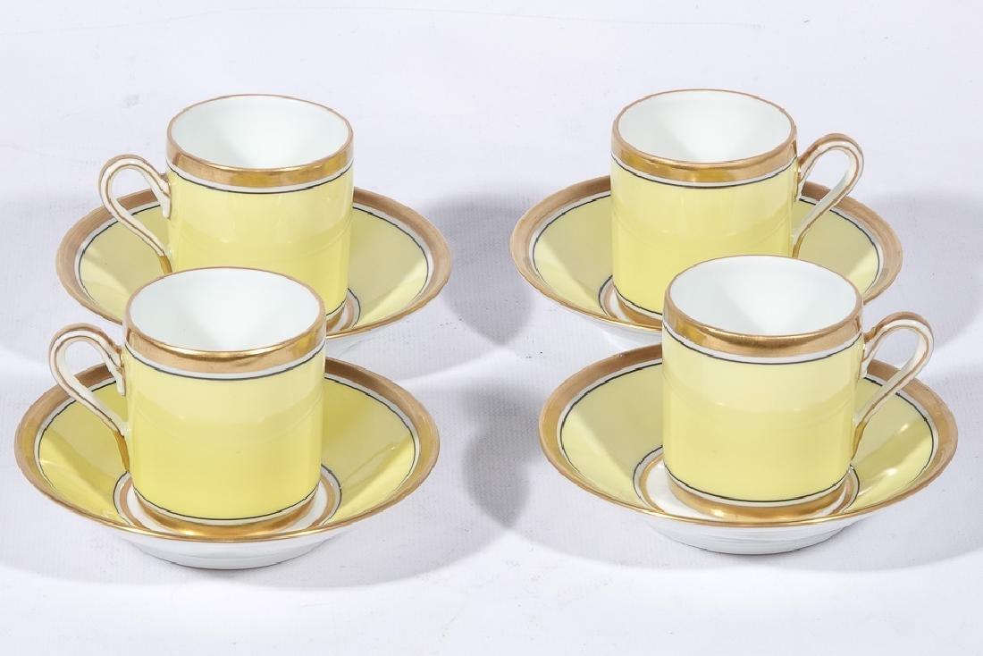 Ten (10) Richard GINORI Demitasse Cups - 6