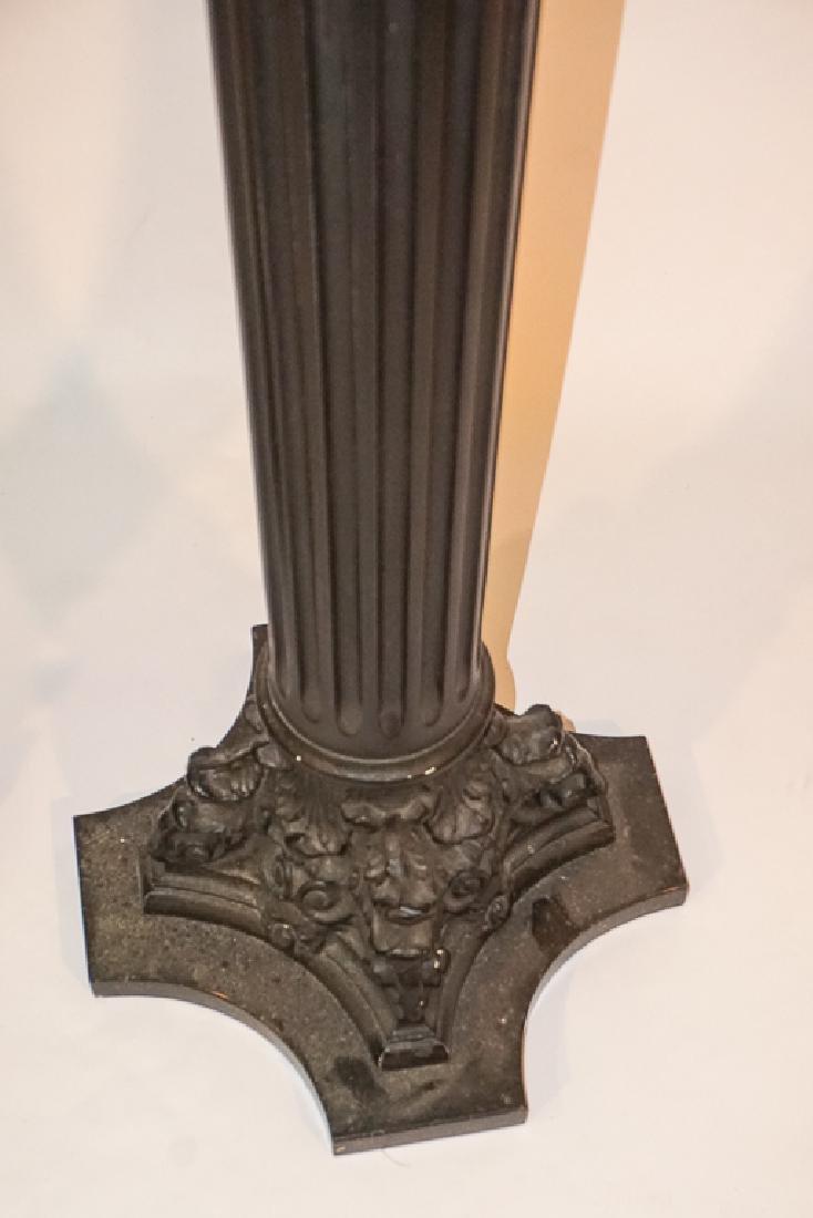 Pair of Columnar Pedestals - 6
