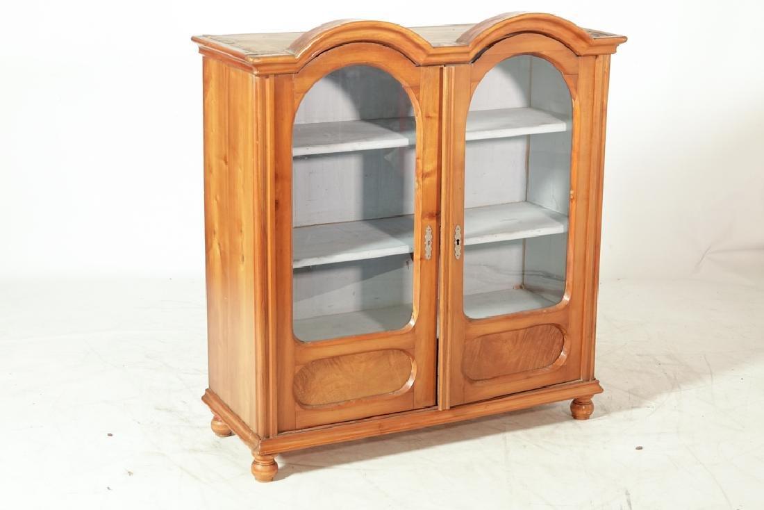 19th C. Pine Cabinet