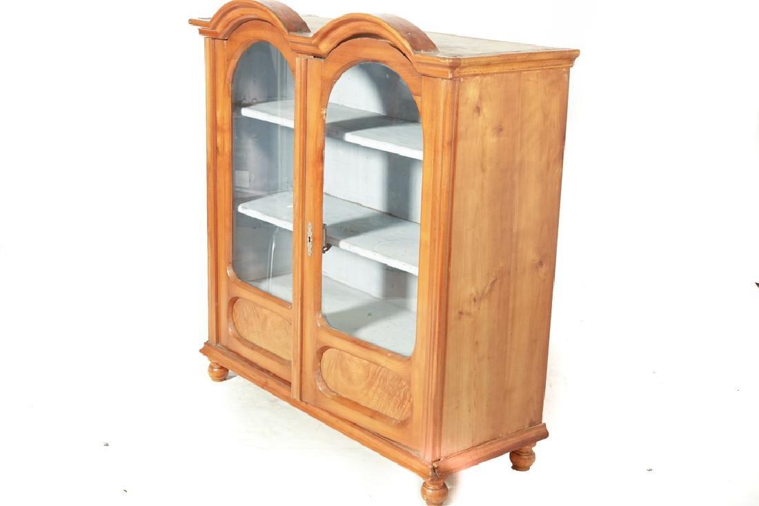 19th C. Pine Cabinet - 6