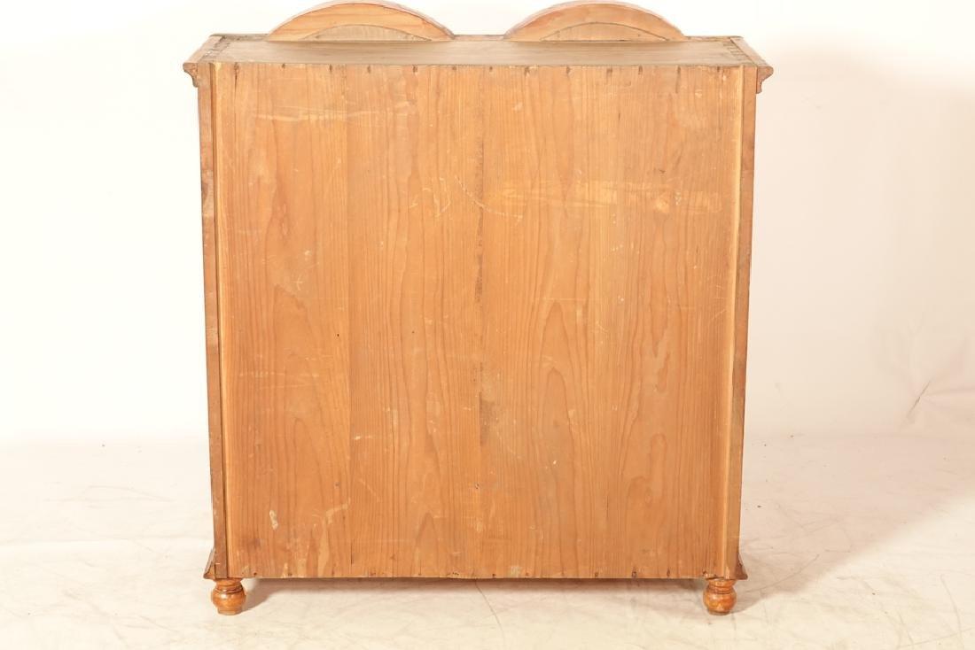 19th C. Pine Cabinet - 7