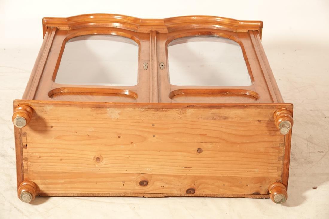 19th C. Pine Cabinet - 9