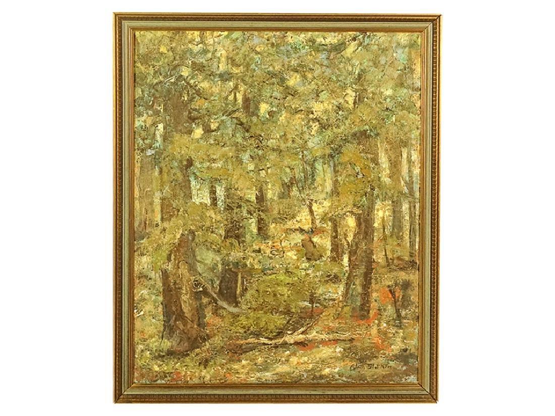 Slotkin,  Alma (1914-2007), Landscape