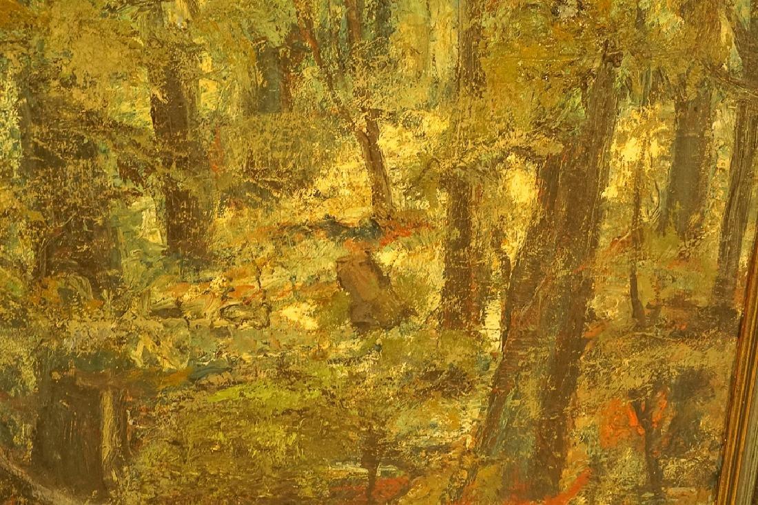 Slotkin,  Alma (1914-2007), Landscape - 3