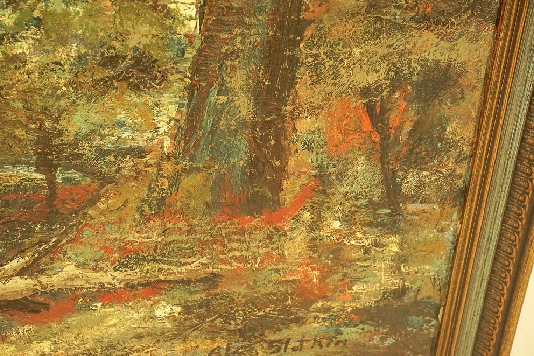 Slotkin,  Alma (1914-2007), Landscape - 4