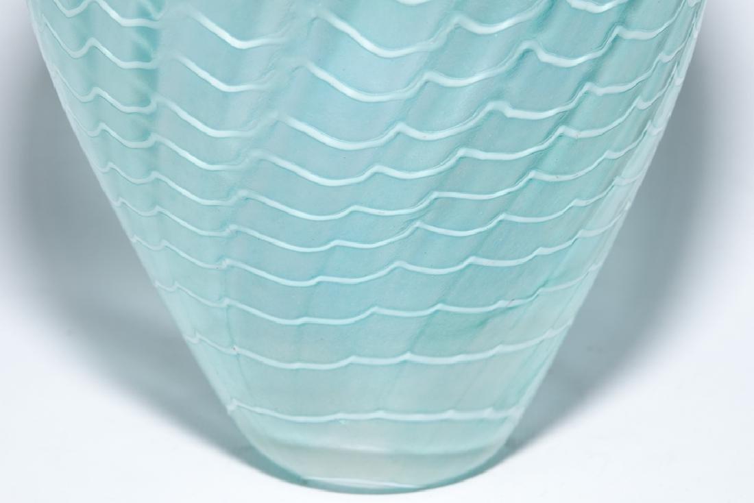 KOSTA BODA Glass Vase - 9