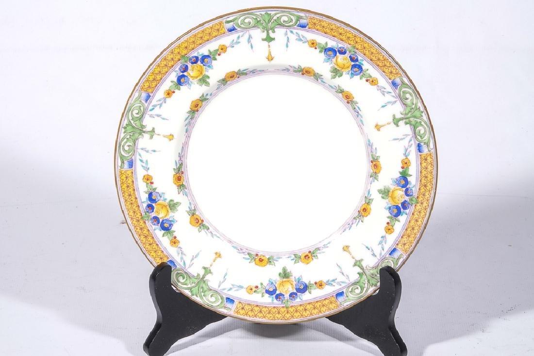 Set of Six (6) MINTONS Dessert Plates - 2