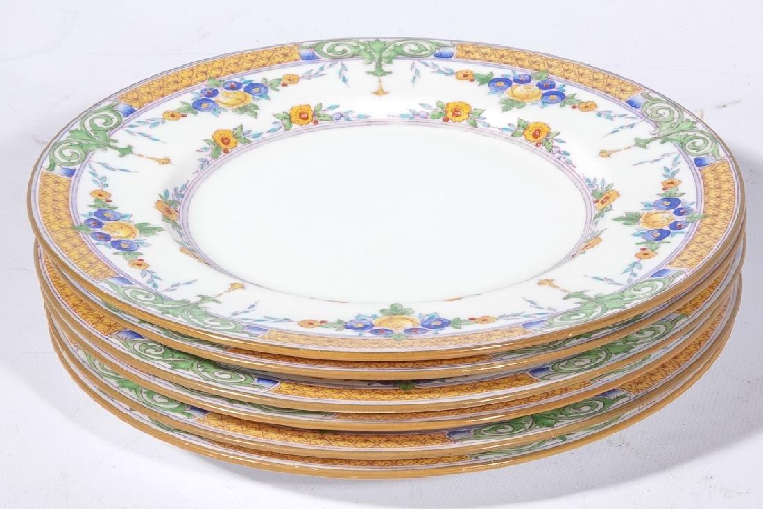 Set of Six (6) MINTONS Dessert Plates - 8