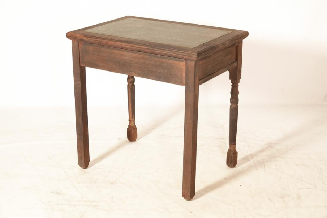 Two (2) Drawer Writing Table - 4