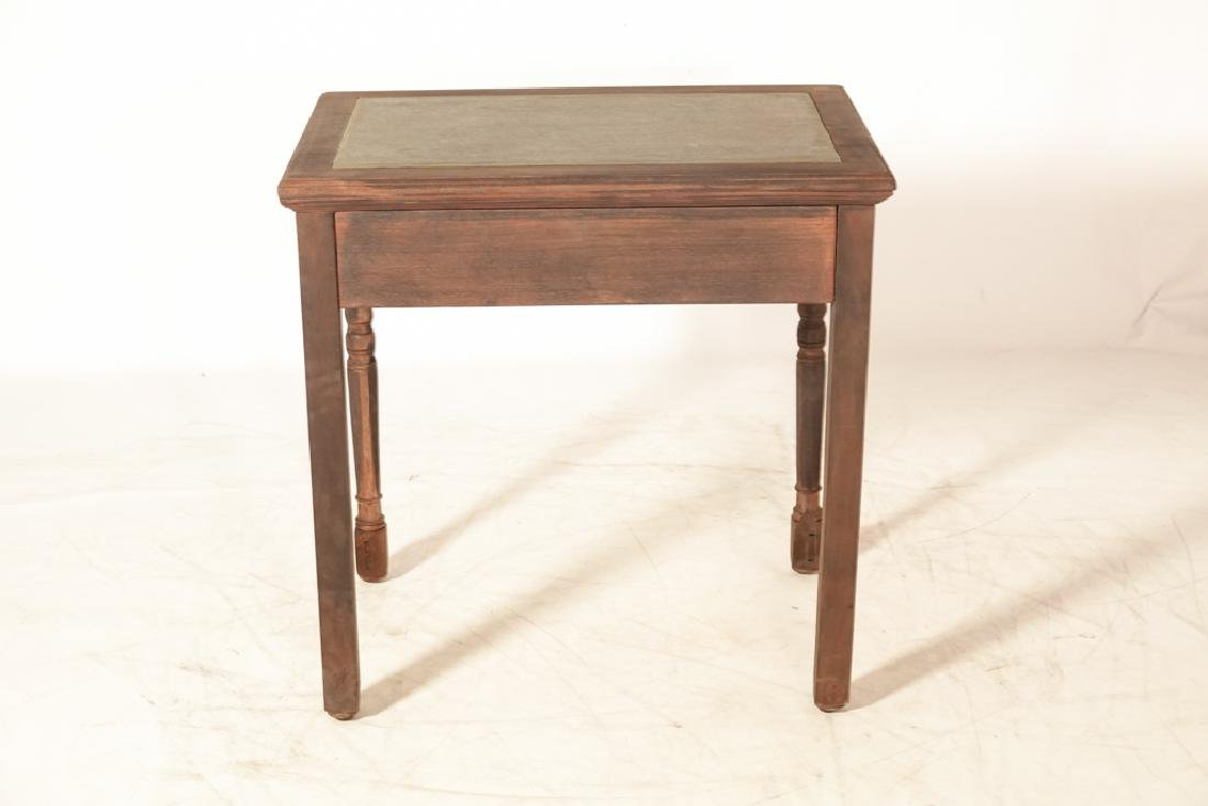 Two (2) Drawer Writing Table - 5