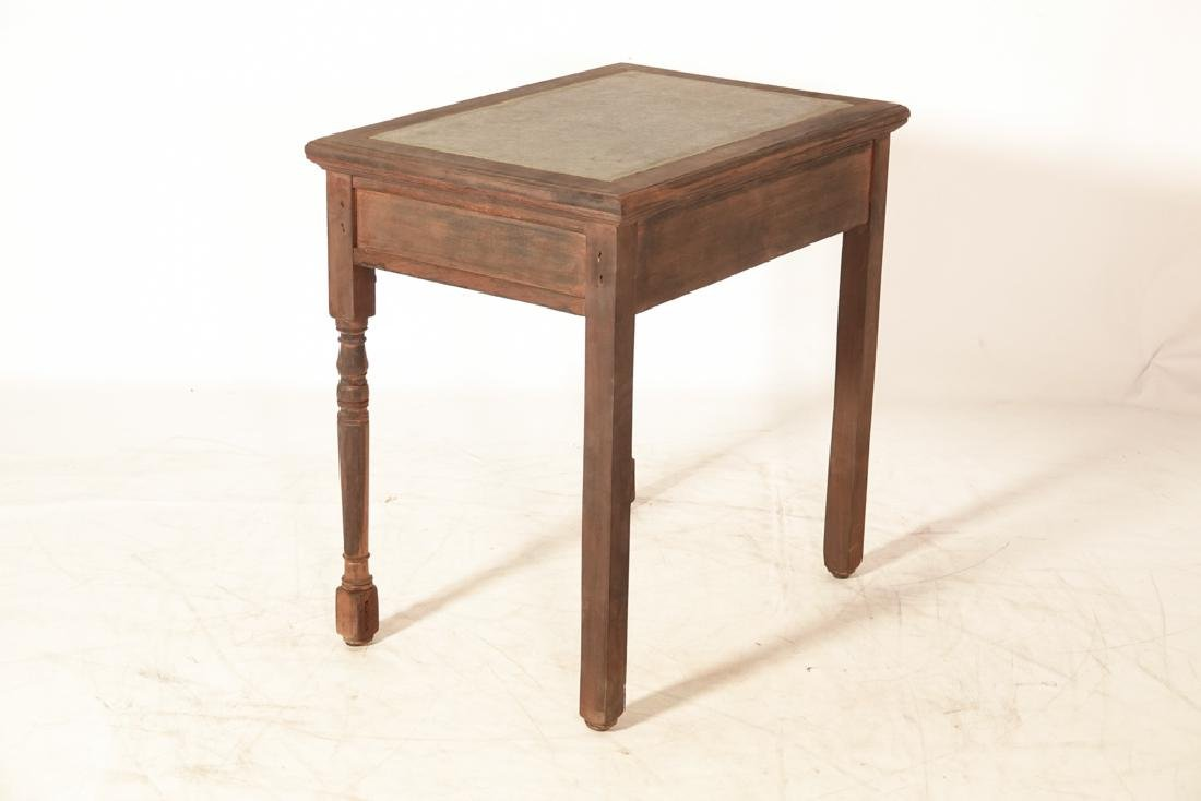 Two (2) Drawer Writing Table - 6