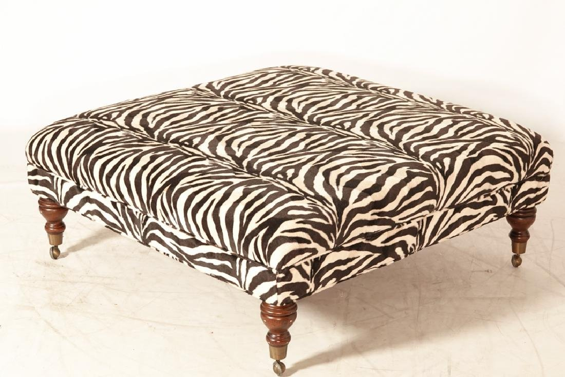 George Smith Style Ottoman