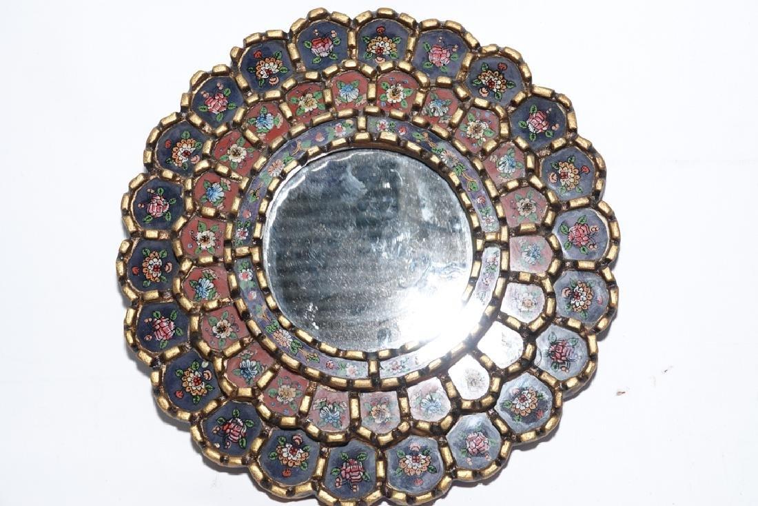 Three (3) Decorative Mirrors - 2