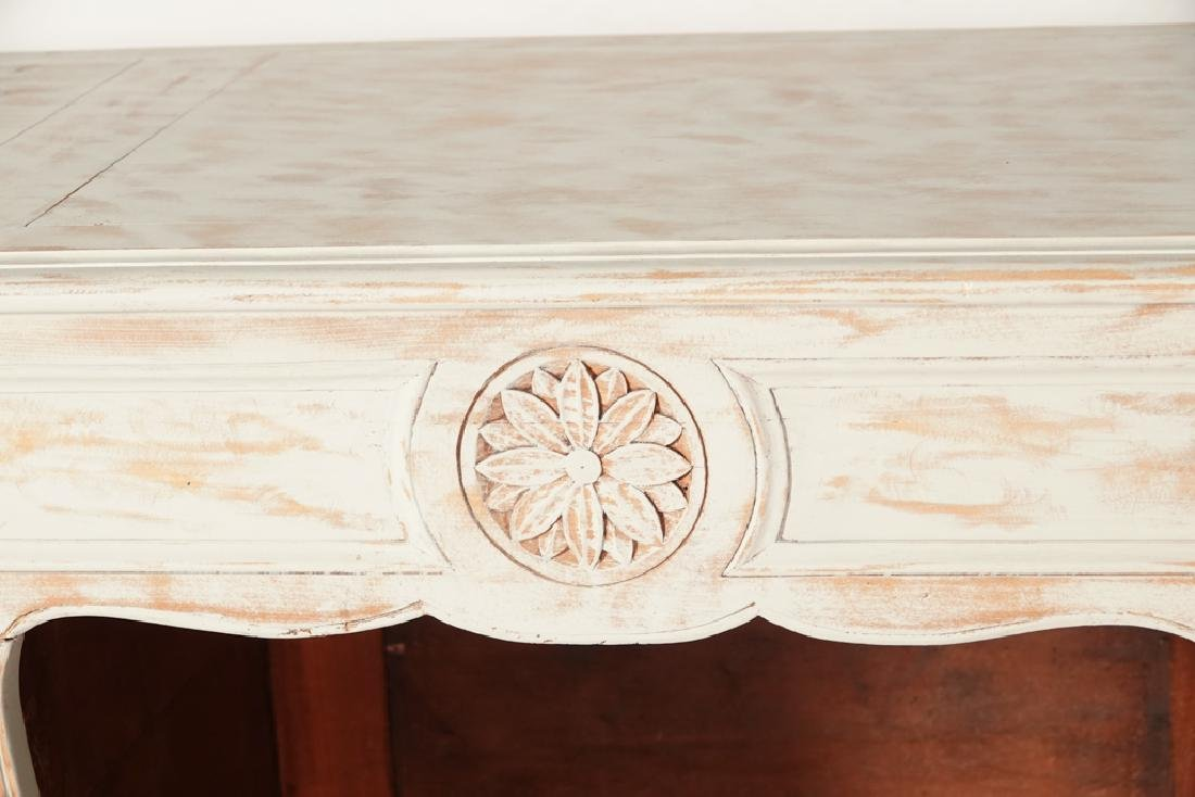 French Provincial Style Painted Sideboard - 2