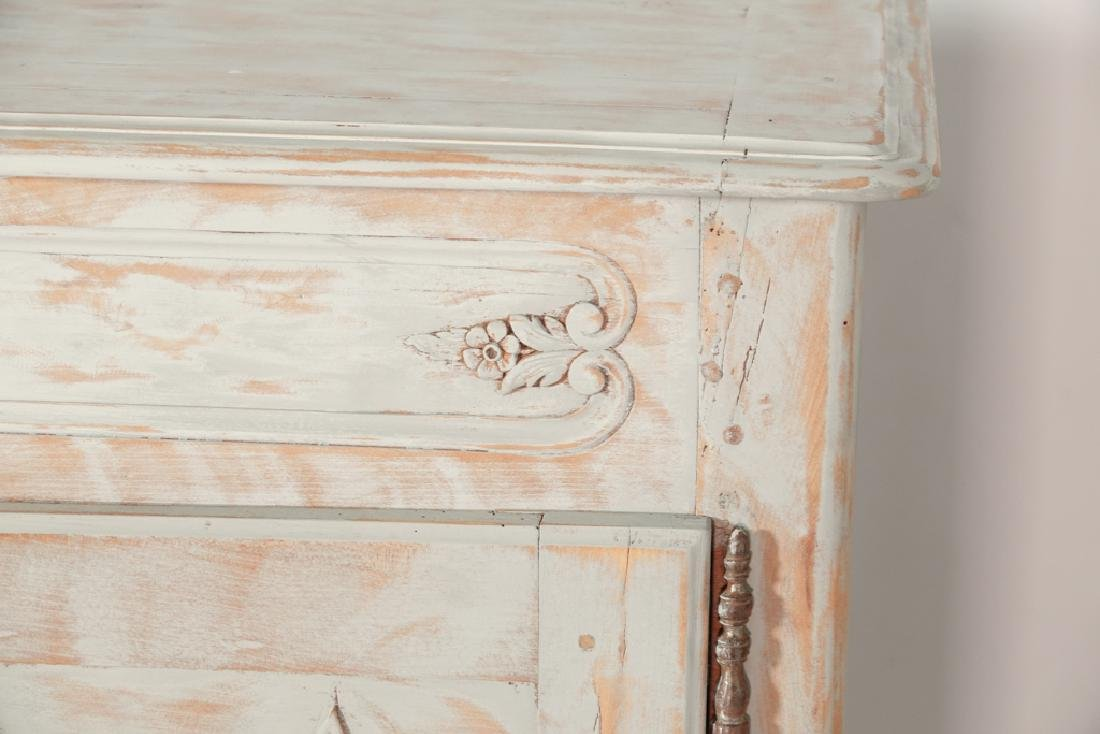 French Provincial Style Painted Sideboard - 3