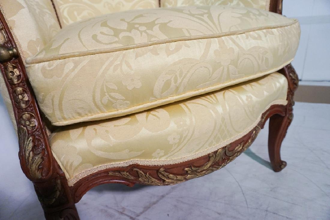 Pair of French Style Armchairs - 6