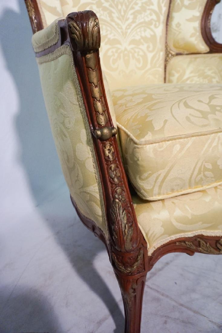 Pair of French Style Armchairs - 7