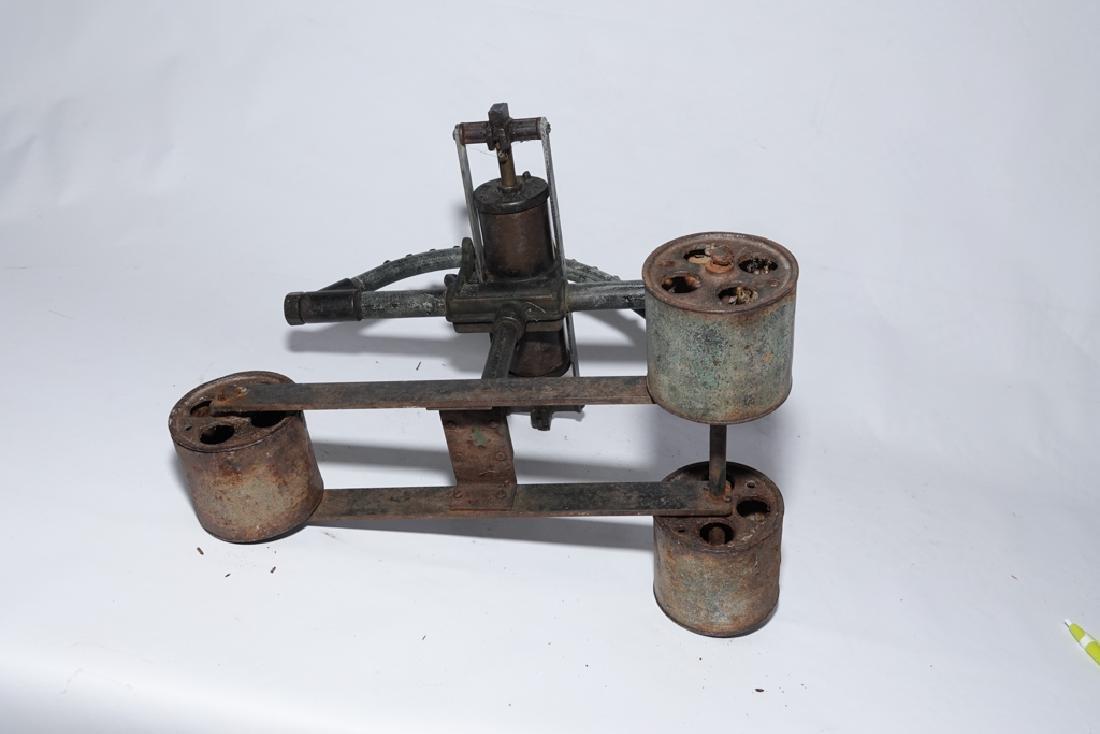 Antique Garden / Water Sprinkler - 7