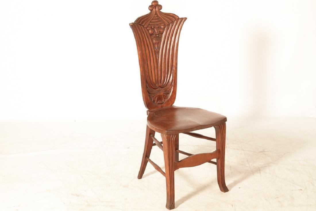 English Hall Chair