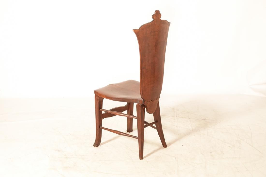 English Hall Chair - 2