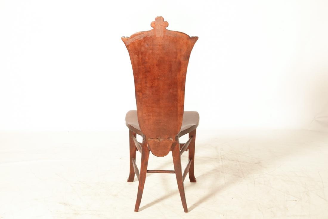 English Hall Chair - 3