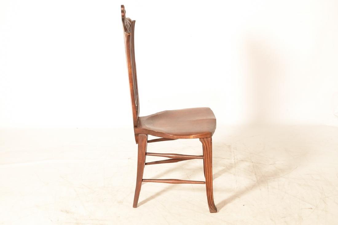 English Hall Chair - 4