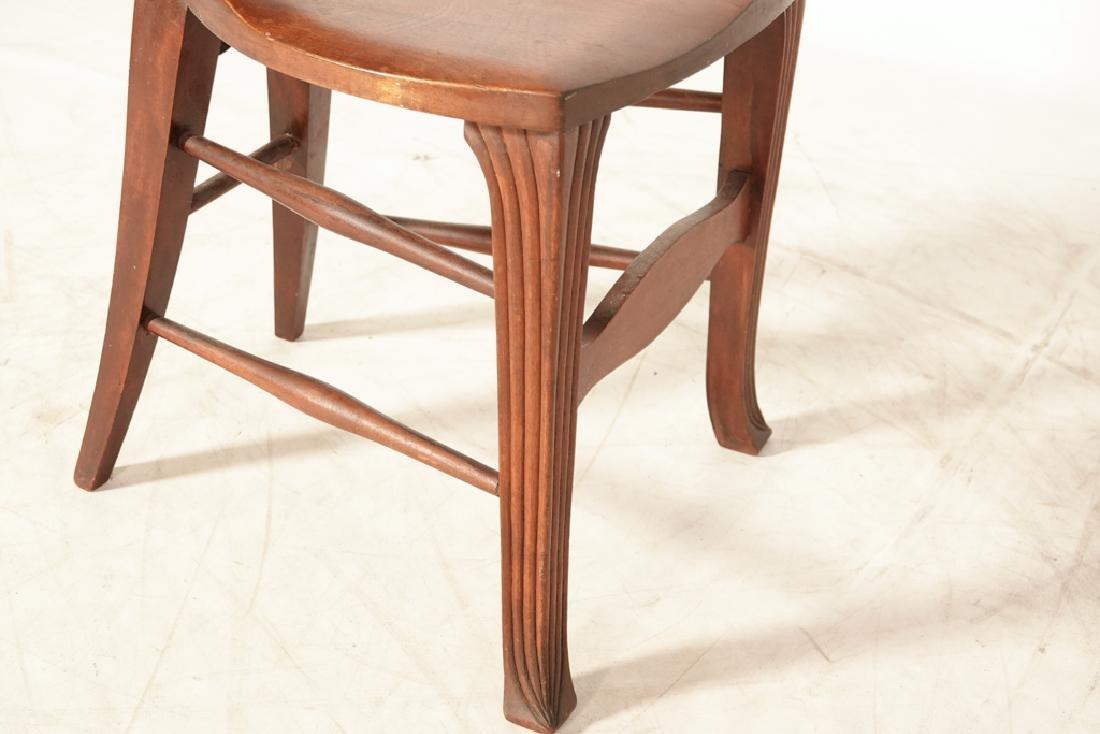 English Hall Chair - 5