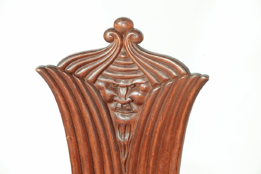 English Hall Chair - 6