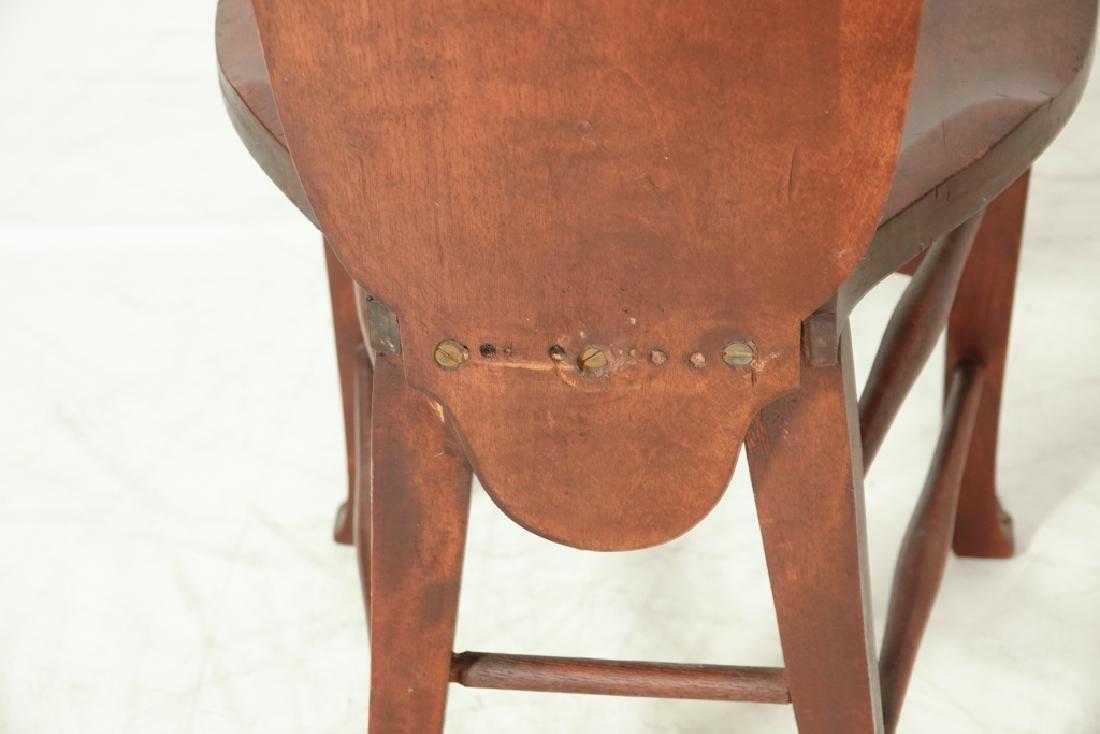 English Hall Chair - 8