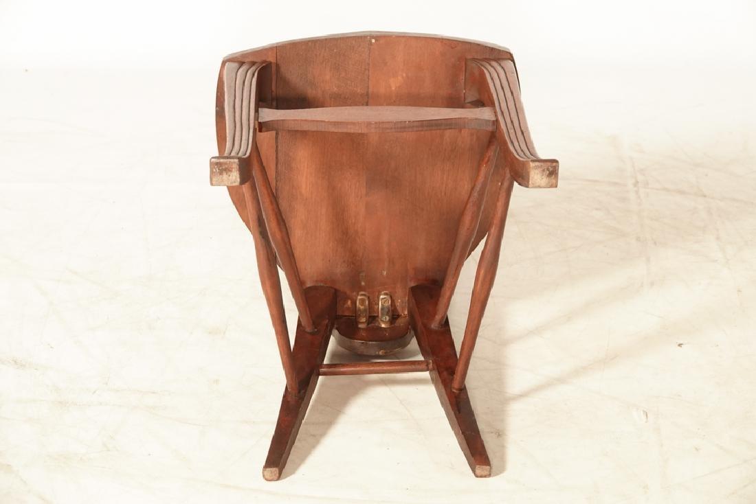 English Hall Chair - 9