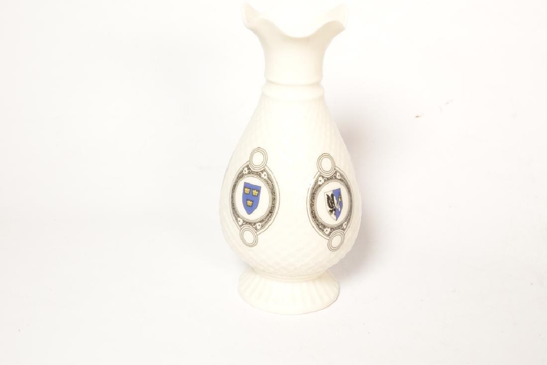 Vintage BELLEEK  Porcelain Vase - 10