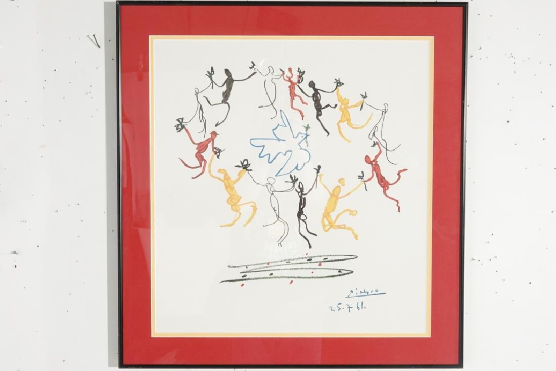 Picasso Reprint