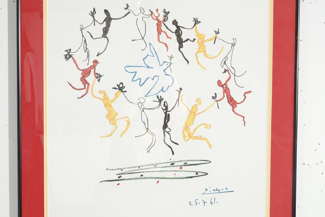 Picasso Reprint - 6