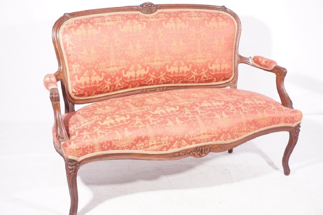 Louis XV Style Settee