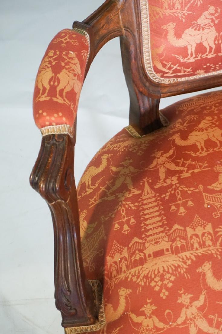 Louis XV Style Settee - 4