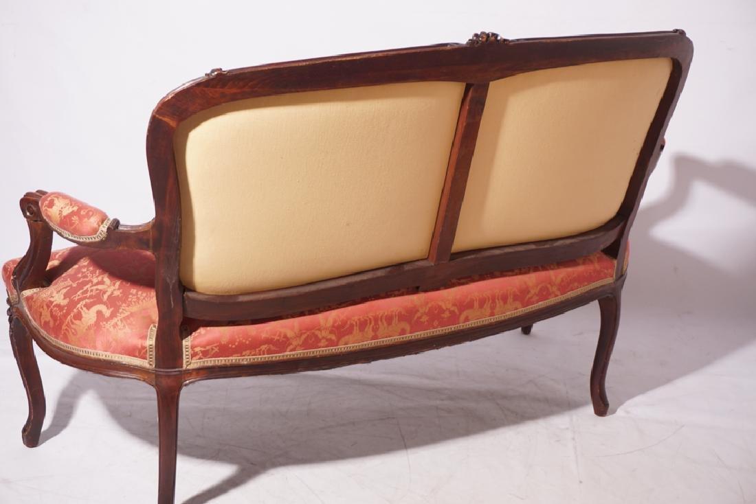 Louis XV Style Settee - 7
