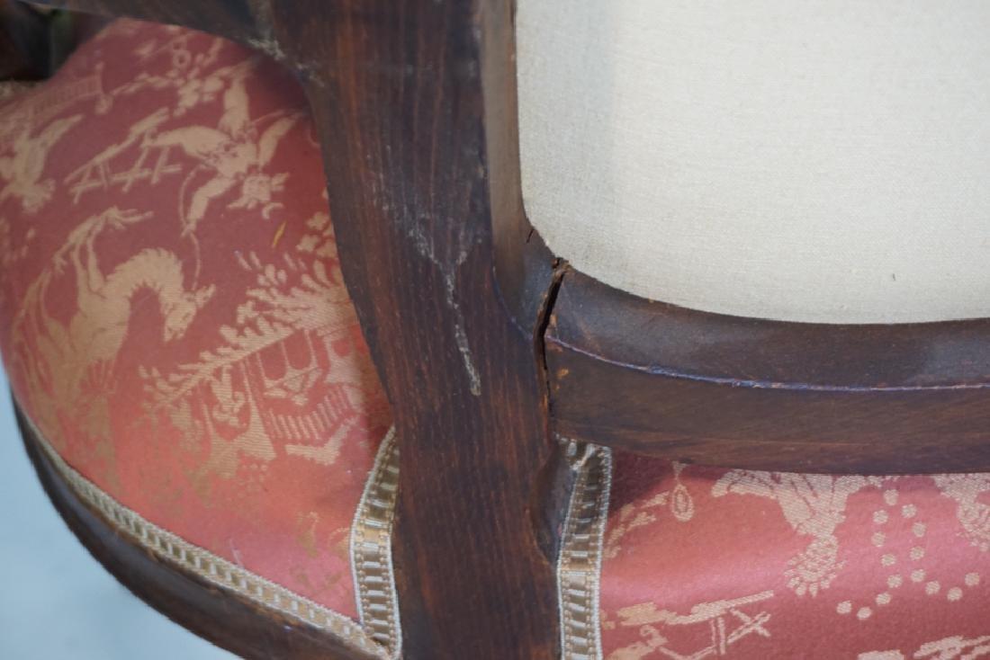 Louis XV Style Settee - 8
