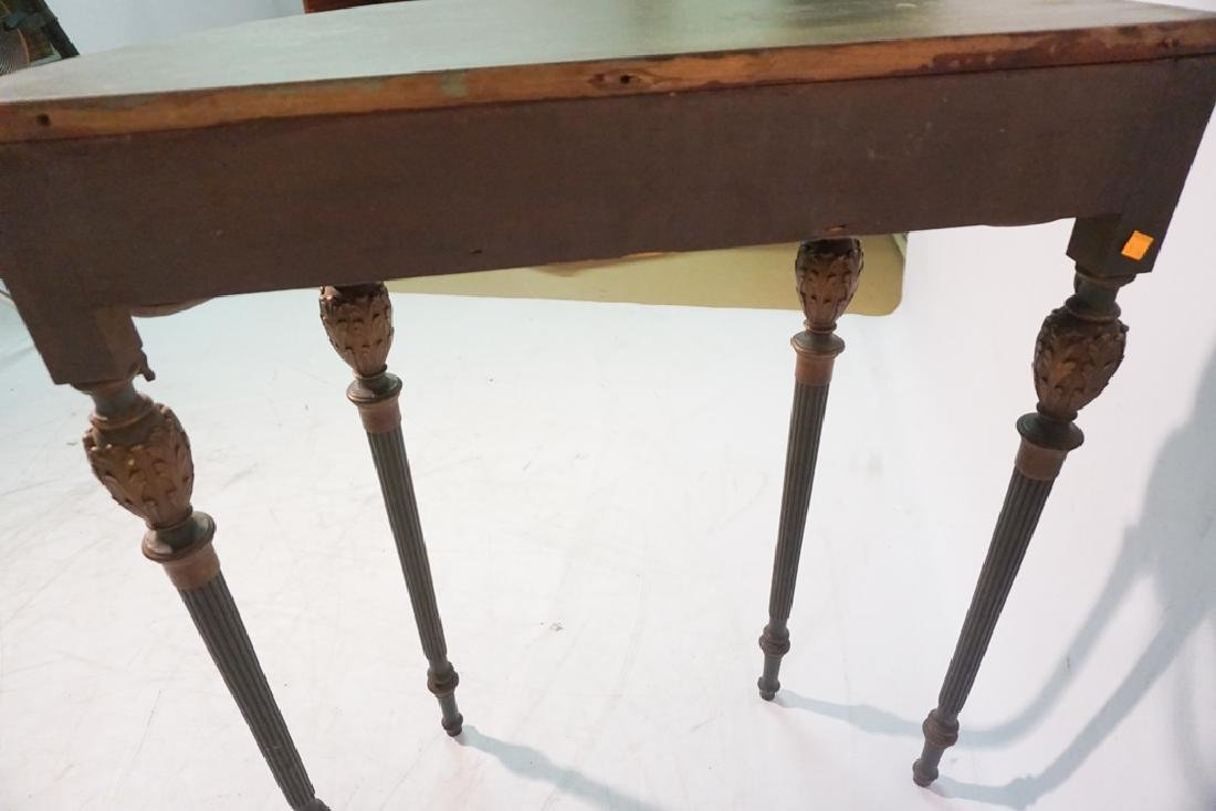 Louis XVI Style Console Table - 3