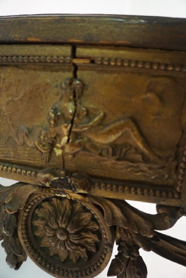 Louis XVI Style Console Table - 5